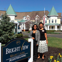 The Female Influence at Brightview Senior Living