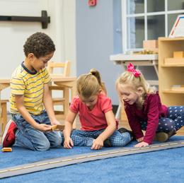 Top 5 Values of a Montessori Education