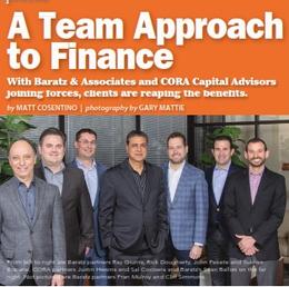 A Team Approach to Finance
