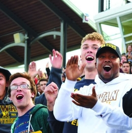 Five Advantages in student life at Rowan University