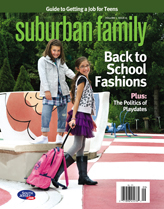 Suburban Family Magazine August 2010 Issue