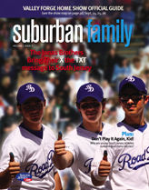 Suburban Family Magazine September 2010 Issue