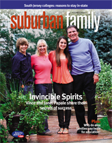 Suburban Family Magazine October 2010 Issue