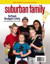 Suburban Family Magazine June 2010 Issue