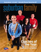Suburban Family Magazine February 2011 Issue