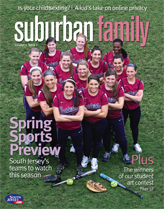 Suburban Family Magazine April 2011 Issue