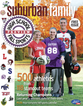 Suburban Family Magazine July 2011 Issue