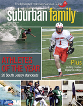 Suburban Family Magazine August 2011 Issue