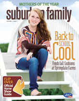 Suburban Family Magazine September 2011 Issue