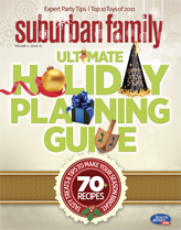 Suburban Family Magazine December 2011 Issue