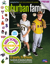 Suburban Family Magazine January 2012 Issue