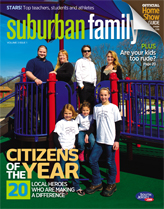 Suburban Family Magazine March 2012 Issue