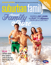 Suburban Family Magazine May 2012 Issue
