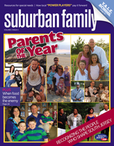 Suburban Family Magazine June 2012 Issue