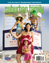 Suburban Family Magazine July 2010 Issue
