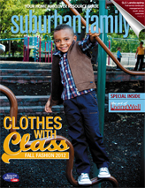 Suburban Family Magazine September 2012 Issue