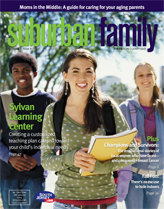 Suburban Family Magazine October 2012 Issue