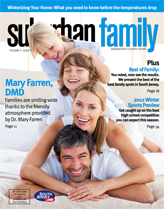 Suburban Family Magazine November 2012 Issue