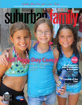 Suburban Family Magazine February 2013 Issue