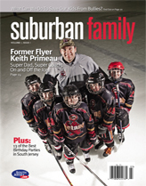 Suburban Family Magazine March 2010 Issue